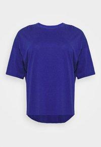 Anna Field Curvy - Basic T-shirt - blue - 3