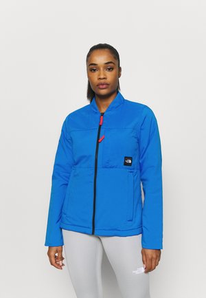TEAM KIT MID LAYER - Veste de ski - clear lake blue