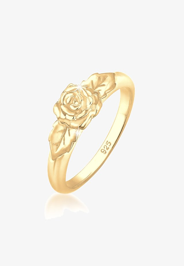 VINTAGE LOOK - Ring - gold-coloured