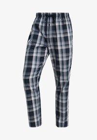 Schiesser - BASIC - Pyjama bottoms - dark blue - 3