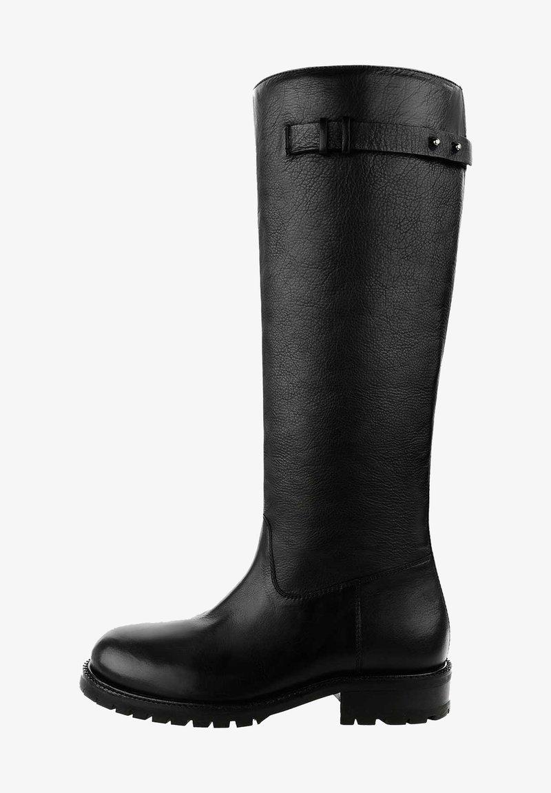 PRIMA MODA - ZAVELLO - Vysoká obuv - black