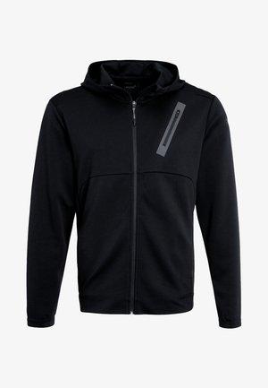BONDED TECH  - Fleece jacket - black