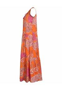 Lieblingsstück - ROMEAL - Maxi dress - orange - 1