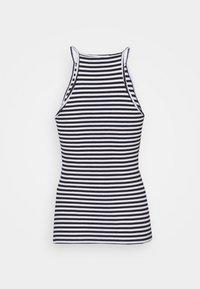 Anna Field Tall - 2 PACK - Topper - white/black - 2