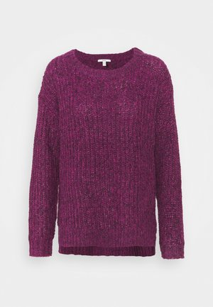 Jumper - dark pink