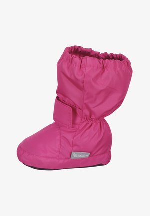 BABY WINTER SCHUH - First shoes - magenta