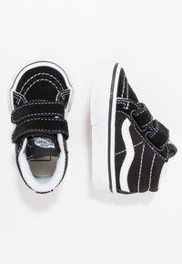 Vans - TD SK8-MID REISSUE V - Sneakers hoog - black/true white - 1