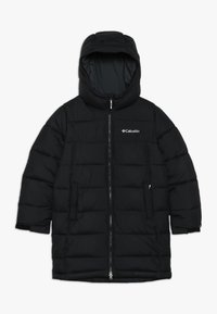 Columbia - PIKE LAKE LONG JACKET - Zimní kabát - black - 0