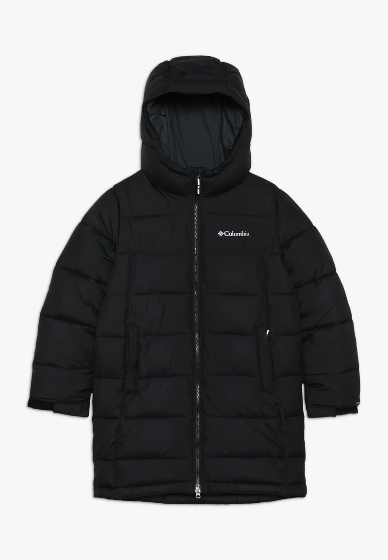 Columbia - PIKE LAKE LONG JACKET - Zimní kabát - black
