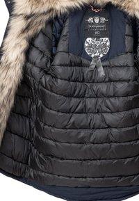 Navahoo - SWEETY - Winter coat - navy - 4