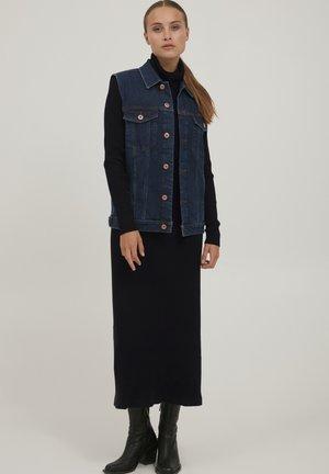 SARA - Jumper dress - black beauty