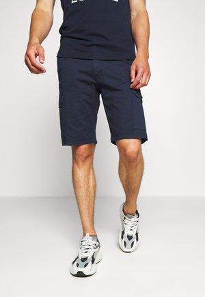 BERMUDA CARGO - Shorts - dark blue