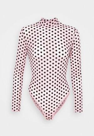 BODYSUIT - Blouse - baby pink