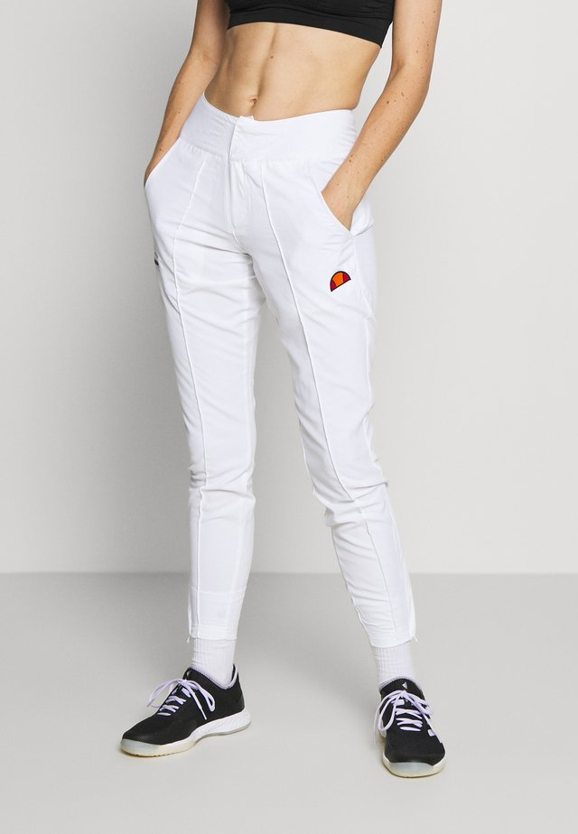CHAMP - Tracksuit bottoms - white