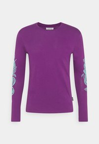 UNISEX - Long sleeved top - purple