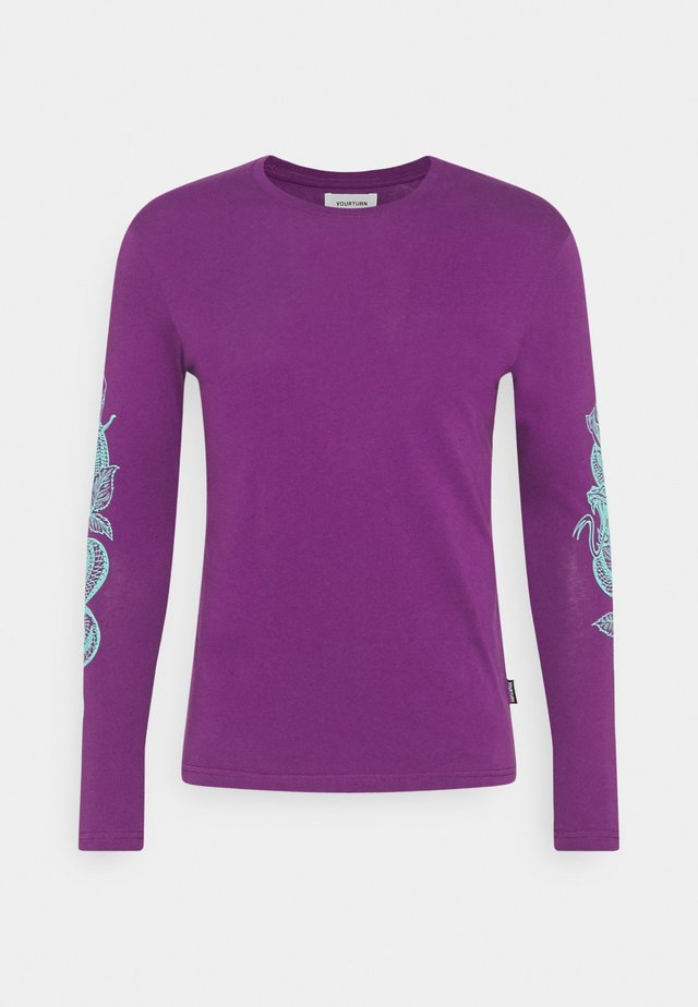 UNISEX - Pitkähihainen paita - purple