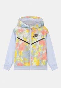 Nike Sportswear - WINDRUNNER - Chaqueta de entretiempo - football grey - 0