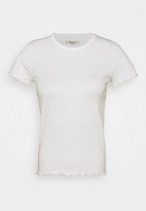 MWELL BABY TEE - Print T-shirt - bright ivory