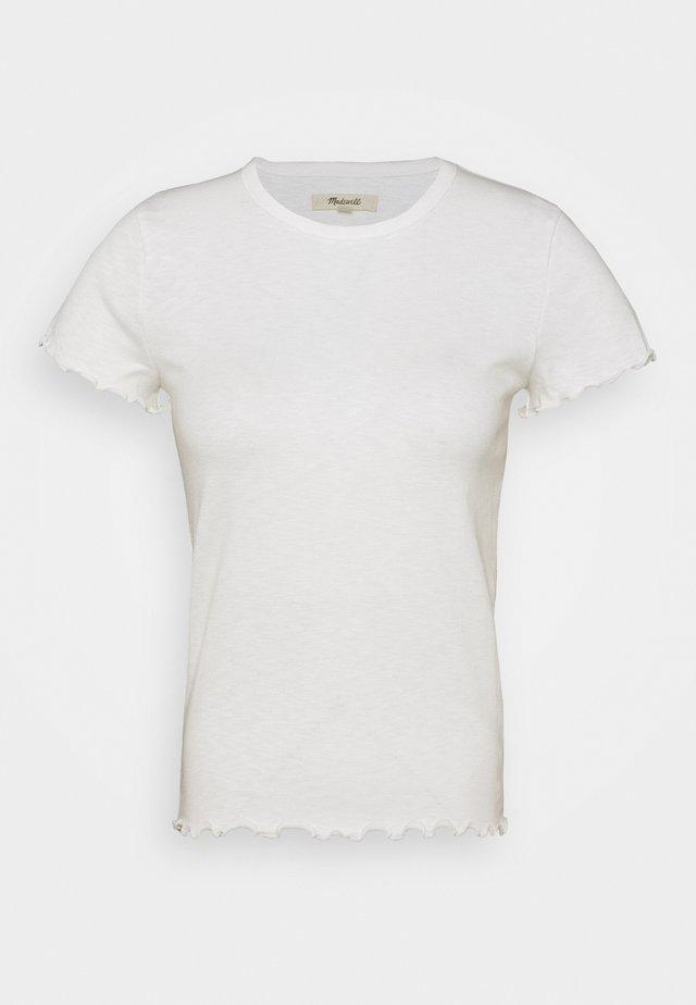 MWELL BABY TEE - T-shirt print - bright ivory