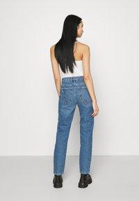 ONLY - ONLEMILY LIFE - Jeans straight leg - medium blue denim - 2