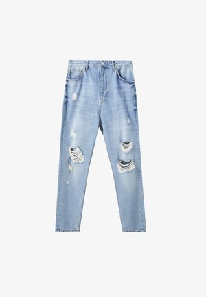 JEANS IM RELAXED-FIT - Jeans Slim Fit - blue denim