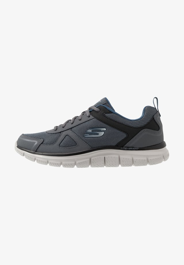 TRACK - Baskets basses - gray/navy