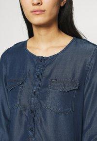 LTB - ELORA - Robe en jean - brave wash - 4
