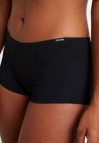 Skiny - ESSENTIALS WOMEN LOW CUT  - Onderbroeken - black - 4