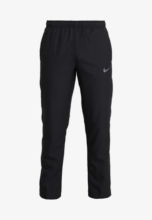 DRY PANT TEAM - Jogginghose - black/hematite