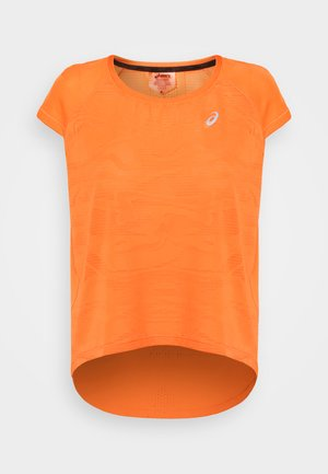 VENTILATE CROP - Basic T-shirt - sun peach
