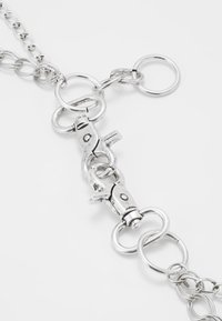 Jack & Jones - JACTOM CHAIN - Keyring - silver-coloured - 2