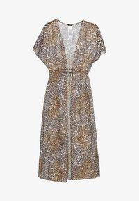 Guess - DRESS BEACHWR WOMAN - Accessoire de plage - brown - 5