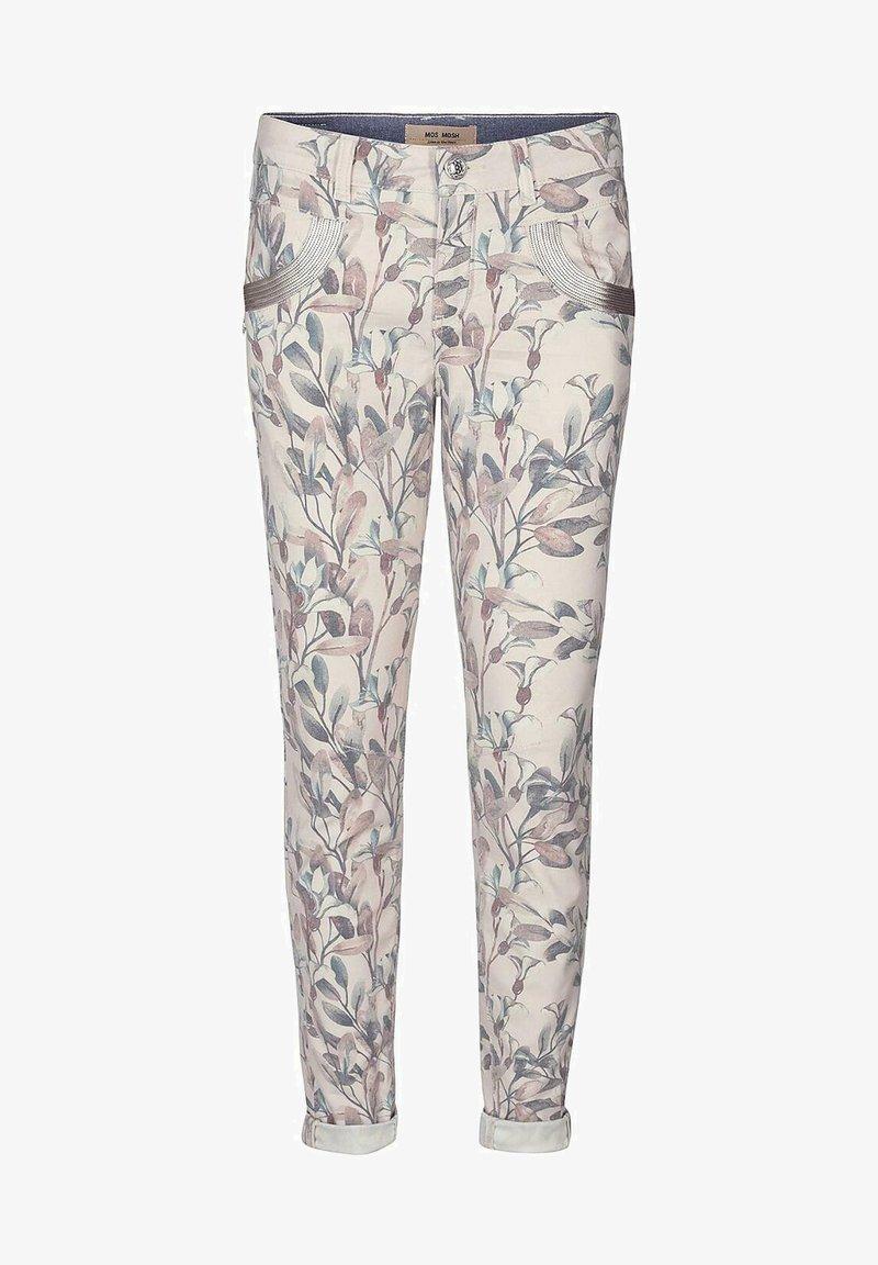 Mos Mosh - Straight leg jeans - blue flower