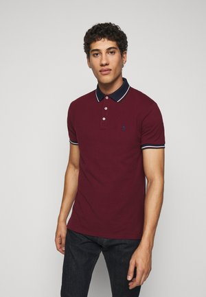 BASIC  - Polo shirt - classic wine
