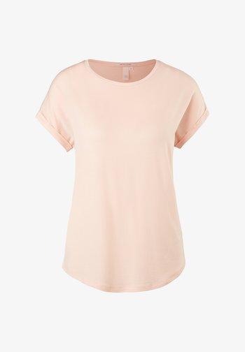 Basic T-shirt - spring rose