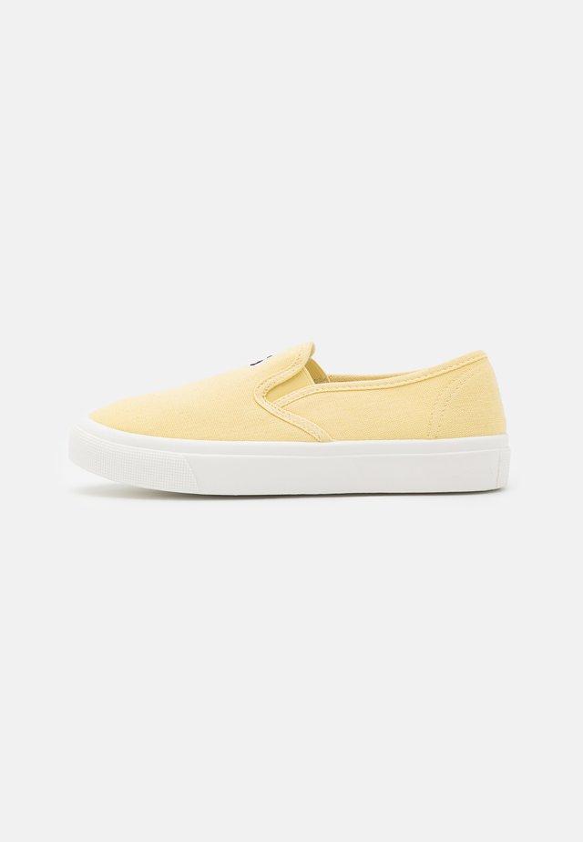 VEGAN HARPER  - Sneakers laag - lemon