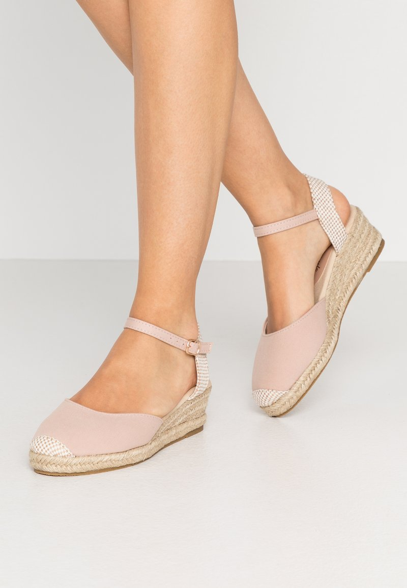 New Look - TOBAGO - Espadrillot - oatmeal