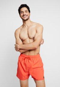Rip Curl - VOLLEY - Swimming shorts - orange - 0