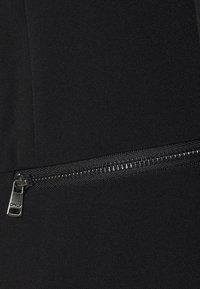 ONLY - ONLGRY ZIP - Blazer - black - 2