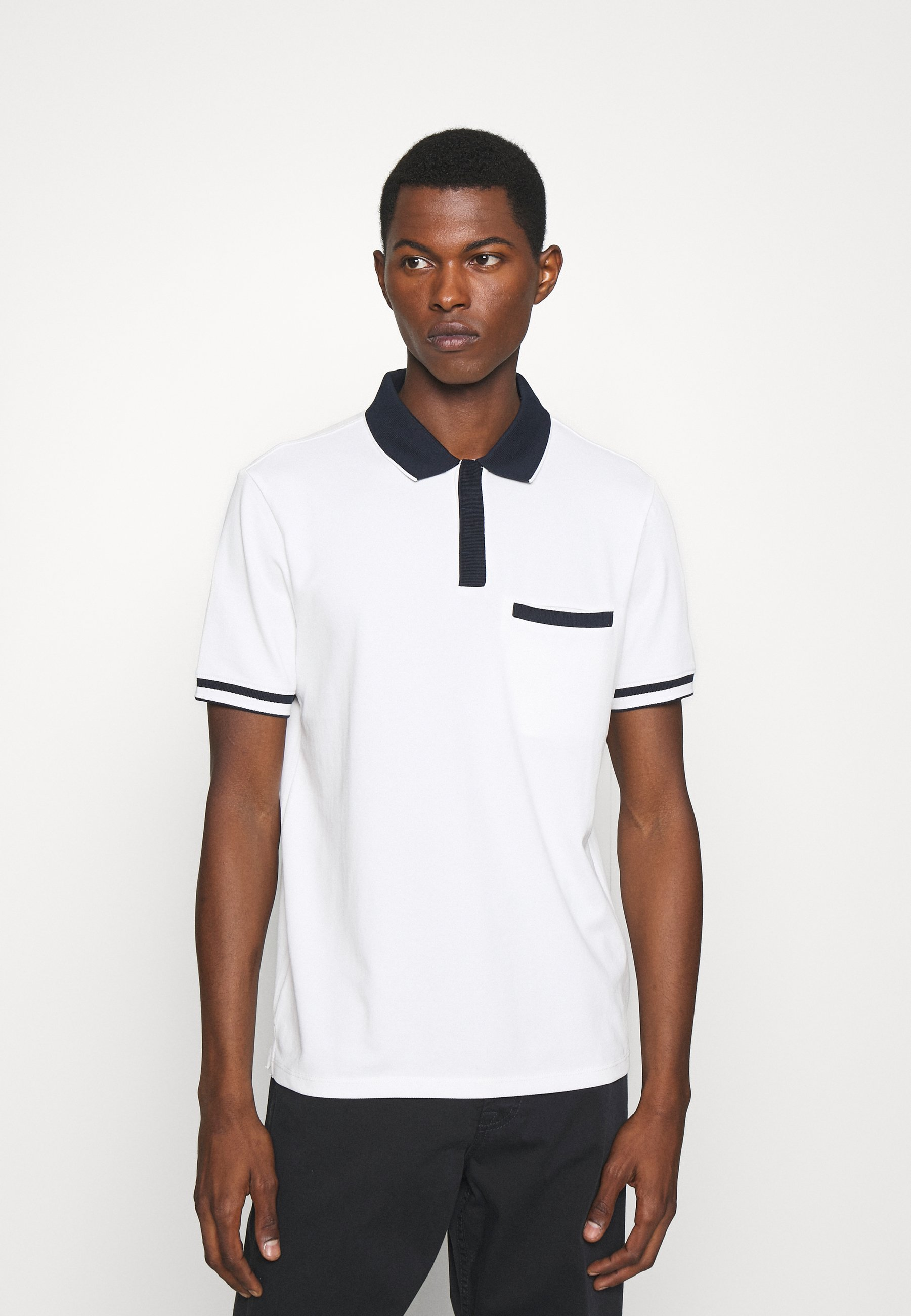 Men WELT POCKET - Polo shirt