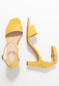 Anna Field - Sandaalit nilkkaremmillä - yellow - 3
