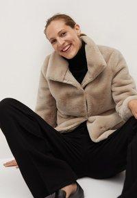 Mango - CAMPBELL - Winter jacket - ecru - 3