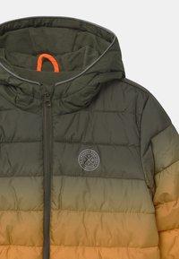 s.Oliver - Zimní bunda - green - 3