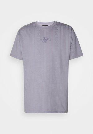 STANDARD FIT TEE - T-paita - grey