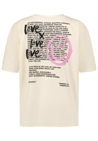one more story - T-shirt print - snow white multicolor - 6