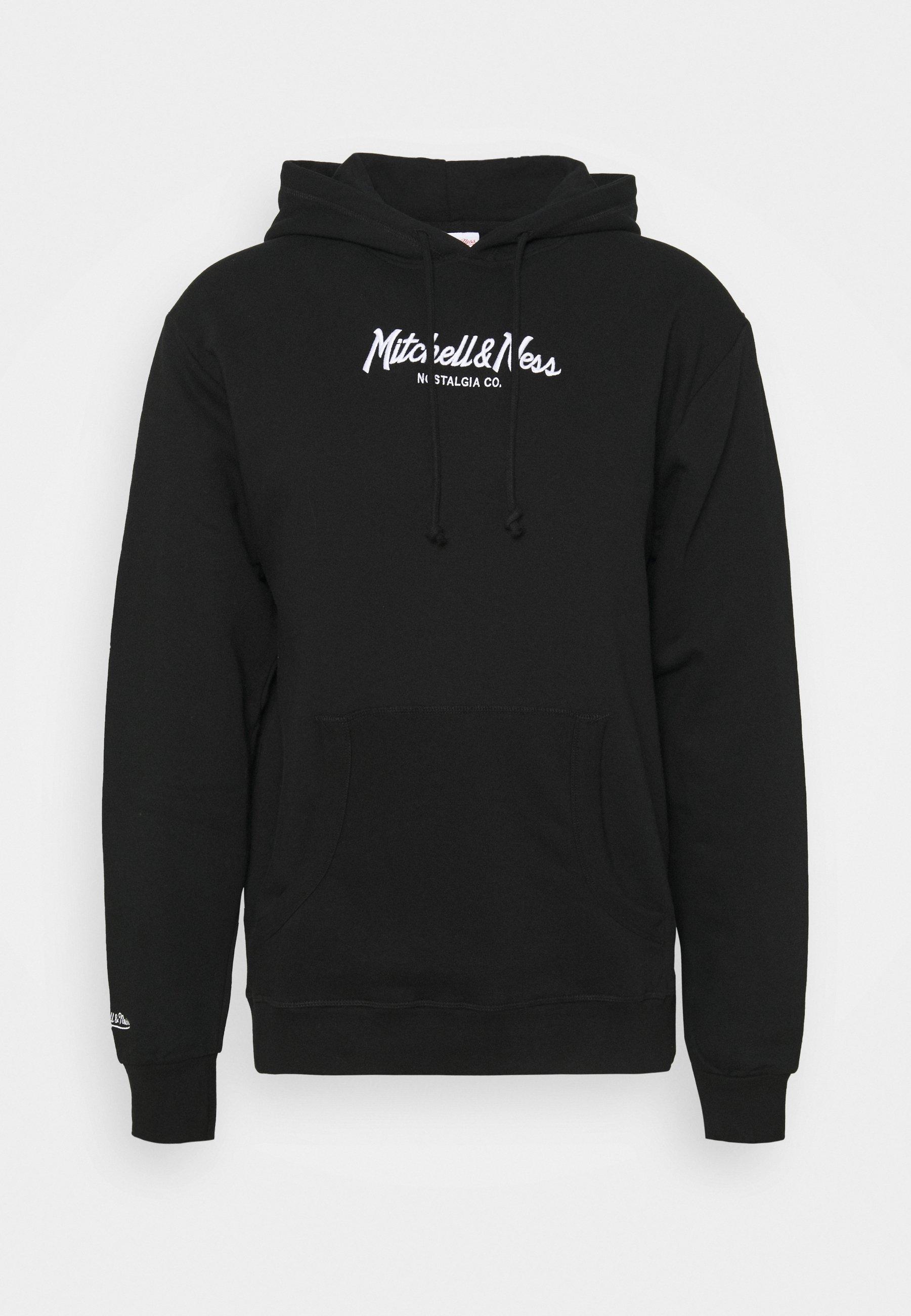 Men BRANDED PINSCRIPT HOODY - Sweatshirt