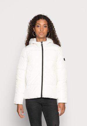 ONLAMANDA SHORT JACKET - Winter jacket - cloud dancer