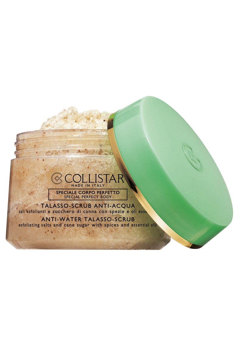 Collistar - ANTI-WATER TALASSO-SCRUB - Body scrub - -