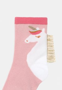 Cotton On - CREW 3 PACK - Socks - pink - 2