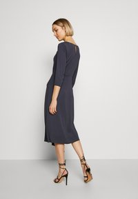 Patrizia Pepe - ABITO/DRESS - Day dress - lava grey - 2